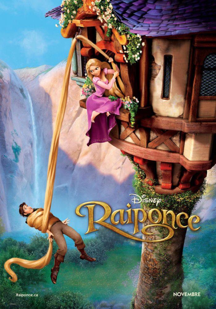 Raiponce - Dyslexique