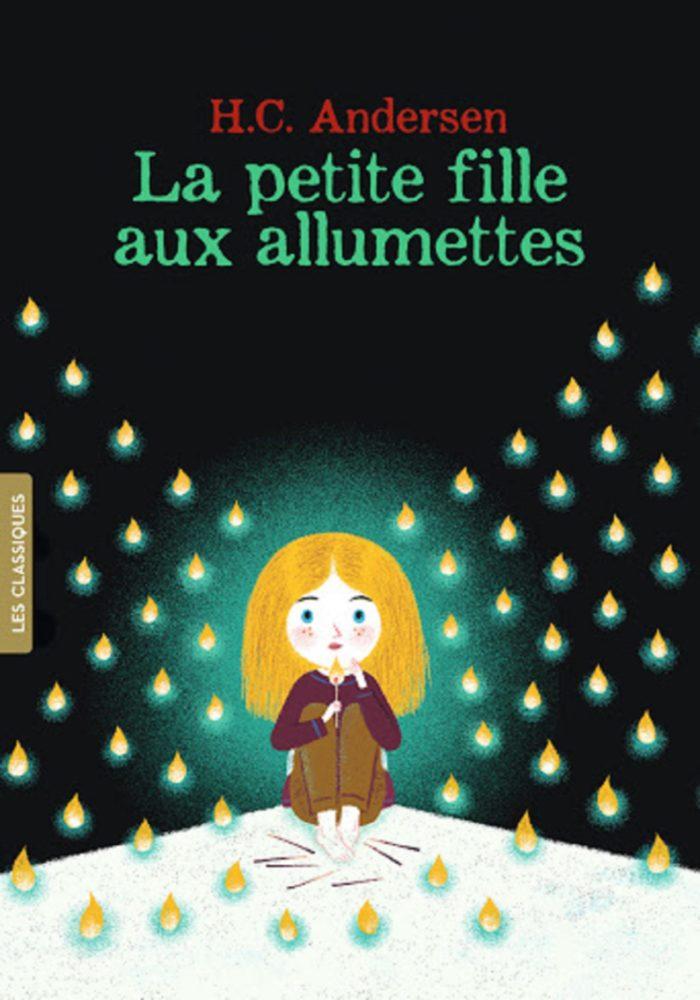 La Petite Fille Et Les Allumettes