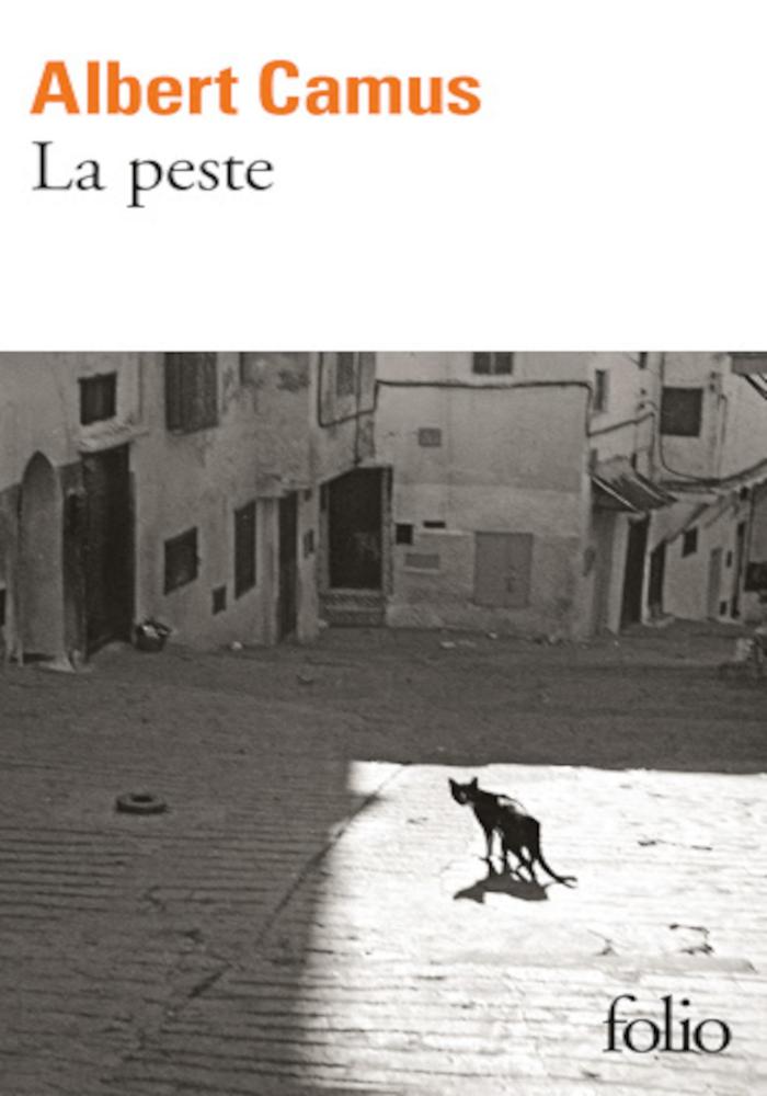 La peste - Albert Camus - Dyslexique